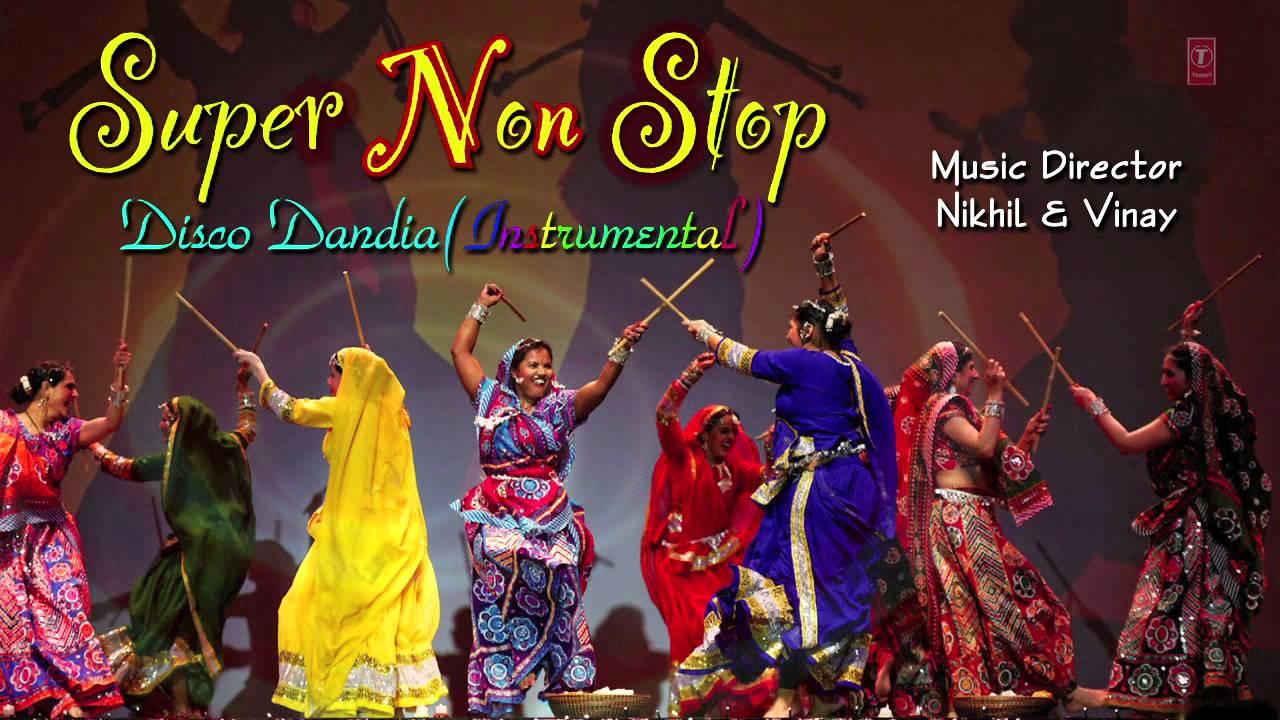 Non Stop Bollywood Dandiya - Garba Fusion 2012 DJ Milogram