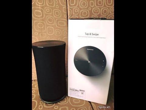 Unbox loa Samsung 360 WAM1500