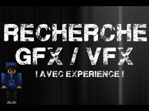 [Annonce] Recherche GFX / VFX Pro pour Intro | Logo | Bannière ...