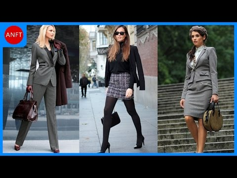 Classy & Elegant Fashion Combinations for Business Woman