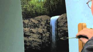 Paint-Along: How to Paint a Waterfall in Oils, Part 2