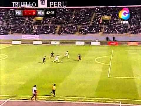 TUTEVE.TV/ Perú 1 - Venezuela 0 Juegos Bolivarianos