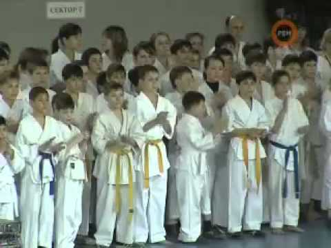 Фестиваль боевых искусств 2009 г. Часть 1
