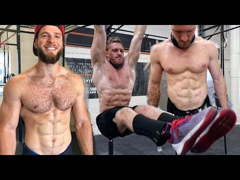 How to get ABS like CROSSFIT athletes (Do this.)