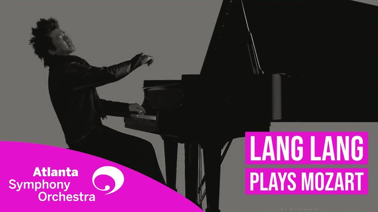 Lang Lang with the Atlanta Symphony Orchestra
