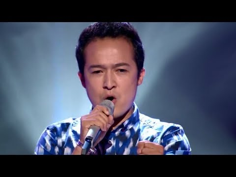 Tu Hongjiang (吐洪江) -  绒花 | The Voice of China | Blind Audition