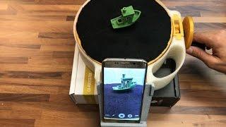 ¡¡¡ Escáner por 15 euros !!!  por fotogrametría