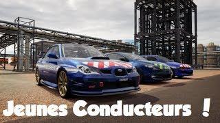 Forza Horizon 3 - Jeunes Conducteurs 2 Avec Saymtex !
