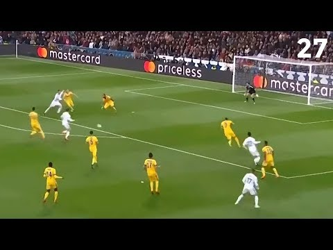 UN MATCH POUR L'HISTOIRE ? ⚫ (Real Madrid 1-3 Juventus)