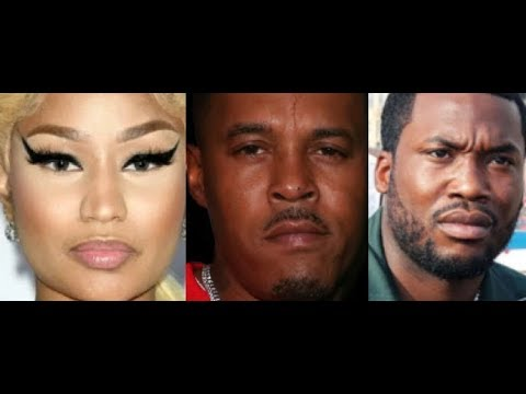 Rapper Meek Mill Gets Into Shouting Match With Ex Nicki Minaj, Her ...