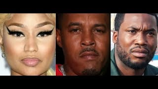 YG Released, Nicki Minaj Flexes on Meek Mill 'I Got 50 People Outside Loser' Kenneth Petty Yells at