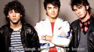 Take A Breath - Jonas Brothers (Karaoke)