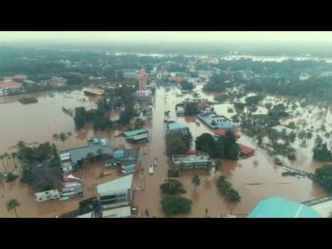 شاهد: فيضانات الهند تودي بحياة المئات وتترك عشرات الآلاف دون مأوى…  - نشر قبل 59 دقيقة