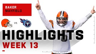 Baker Mayfield Can Have His Cake & Eat It Too | NFL 2020 Highlights
