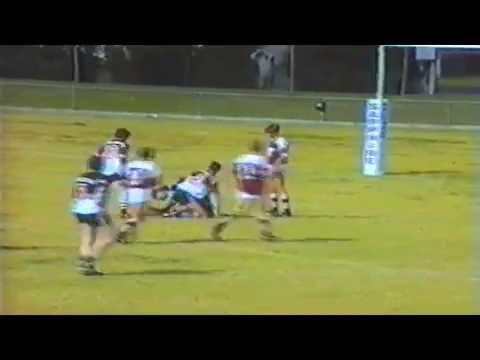 "Group 19 U18's - Inverell Hawks V Glen Innes Magpies ""1996"""