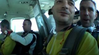 Skydive Spa - Dario's Jump - 08-09-2012