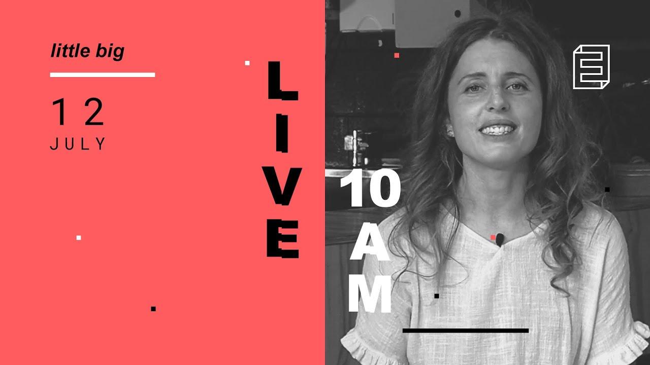Emmanuel Live Online Service // 10am Sun 12 July 2020 Cover Image
