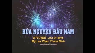 HỨA NGUYỆN ĐẦU NĂM - MS Phạm Thanh Bình