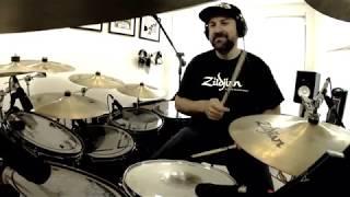 Black Velvet - Alannah Myles - Drum Cover