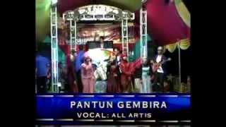 ☛ Pantun Gembira [Lagu Qasidah Modern]