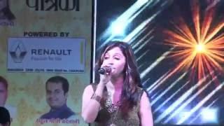 Jhule O Jhule Muhinja Lal - Singer Jyoti Mainy -  5th April 2016 At Raipur Chhattisgarh