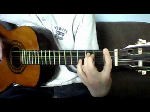 how to play f power chord on guitar youtube. Black Bedroom Furniture Sets. Home Design Ideas