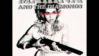 "MARINA AND THE DIAMONDS | ♡ ""POWER & CONTROL"" [Official Instrumental] ♡"