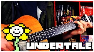 Undertale - Your Best Friend (acoustic cover by Josiah Everhart)