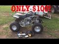 $100 Yamaha Blaster 200!