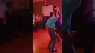 drew goldberg bar mitzvah party dance