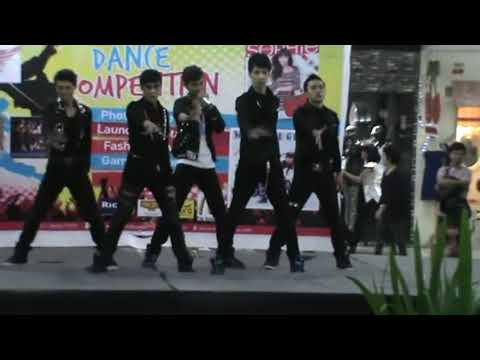 [270512] SavioR Cover Dance Beast B2ST (Fiction, Shock) at Bandung Trade Center