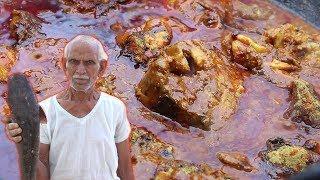 ఇదే అసలు సిసలైన నెల్లూరు చేపల పులుసు | Big Fish Recipe Cooking By Our Grandpa | Chepala Pulusu