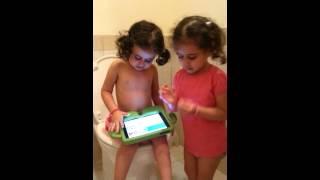 twin potty training