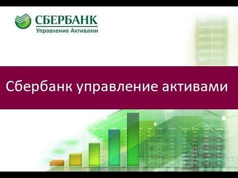 Сбербанк управление активами. Особенности услуги