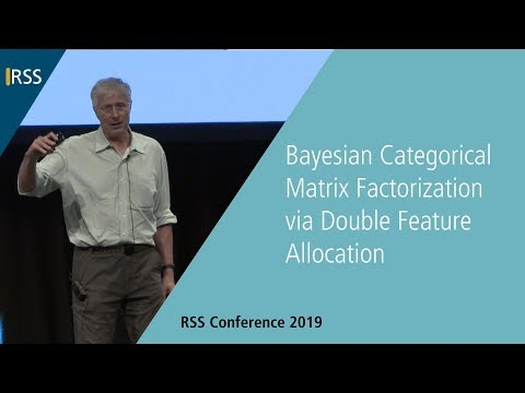 Bayesian Categorical Matrix Factorization via Double Feature Allocation