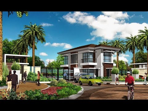 PHILIPPINE EXPAT NEW HOME CONSTRUCTION IN SANTA BARBARA HEIGHTS ~ Video 1 of 2 ~ Philippines