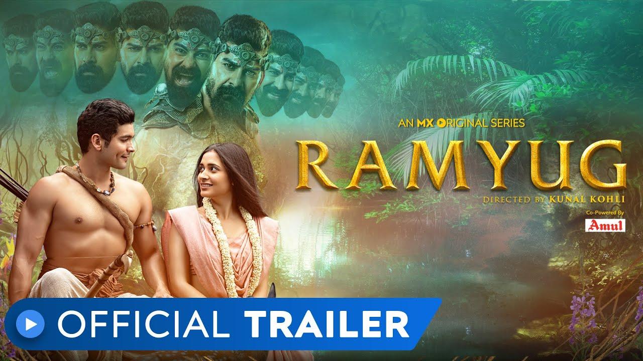 Ramyug   Official Trailer   Kunal Kohli   MX Original Series   MX Player - YouTube