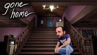 VOLVEMOS DE EUROPA Y NO HAY NADIE | GONE HOME Gameplay Español