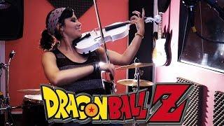 Dragon Ball El Poder Nuestro Es ❤  Violin Anime Cover!