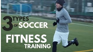 3 Types of Soccer Fitness Training | Improve Soccer Fitness | COACH MY SKILLS