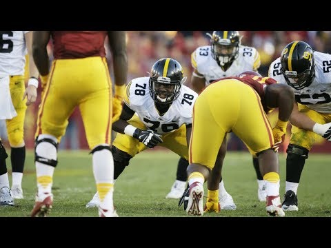 James Daniels (Iowa C) vs Wisconsin 2016