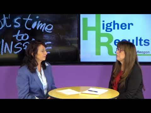 Higher Results with Melodie Reagan: The Fine Art of Finding of a Job Today