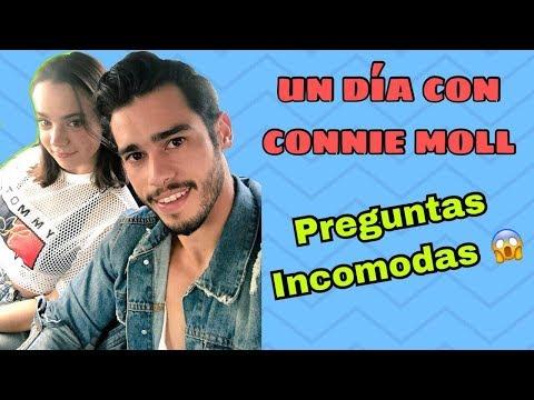 Un dia con CONNIE MOLL // PREGUNTAS INCOMODAS