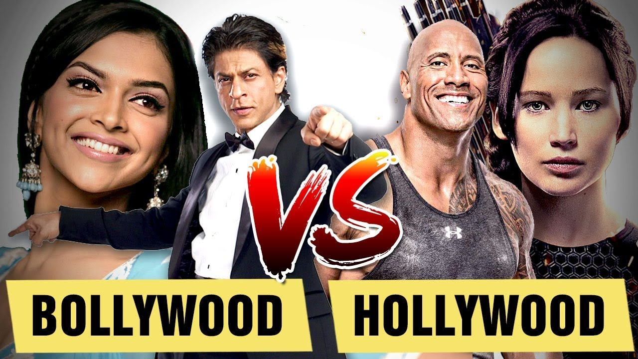 hollywood versus bollywood