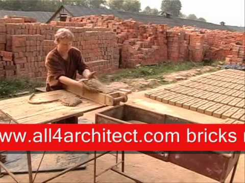 Hand Made Bricks Www All4architect Com Youtube