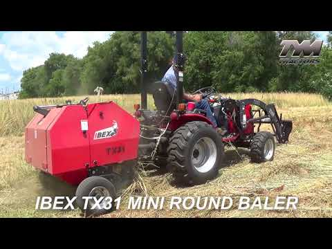 IBEX TX HOBBY HAY PACKAGE DEMONSTRATION VIDEO