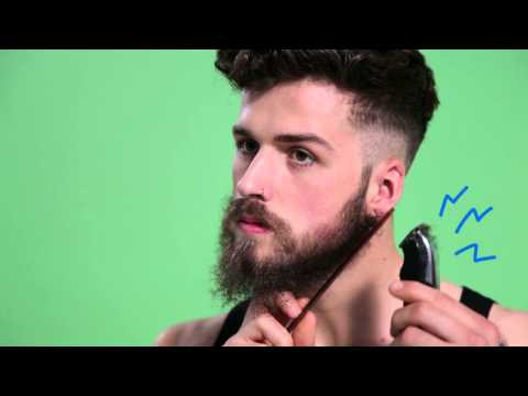 Beard trimming how to | ASOS Menswear grooming tutorial