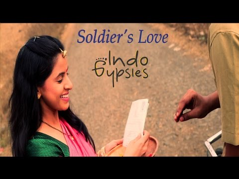 Soldier's Love (Dil Soona Hai) - Indo Gypsies - Official Music Video