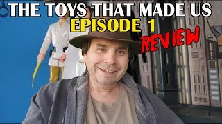 Box Office Maniacs | The Toys That Made Us: Episode  1 | Star Wars | Review