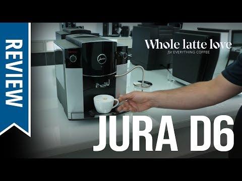 Review: Jura D6 Automatic Coffee Machine